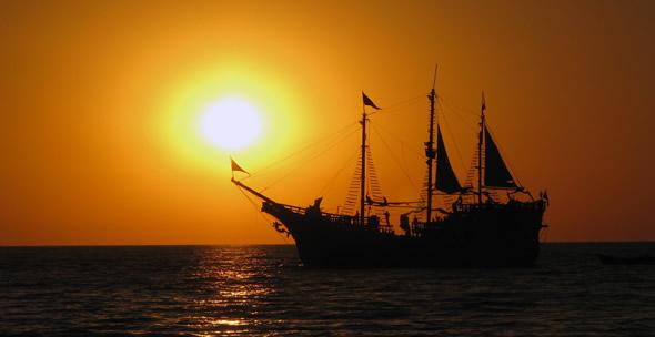 投資の海賊